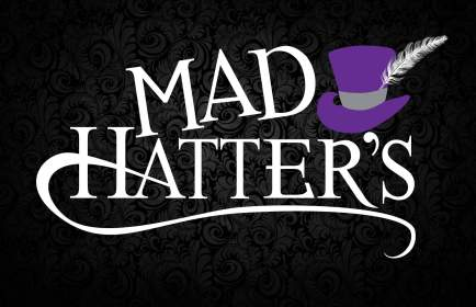 Mad hatters card